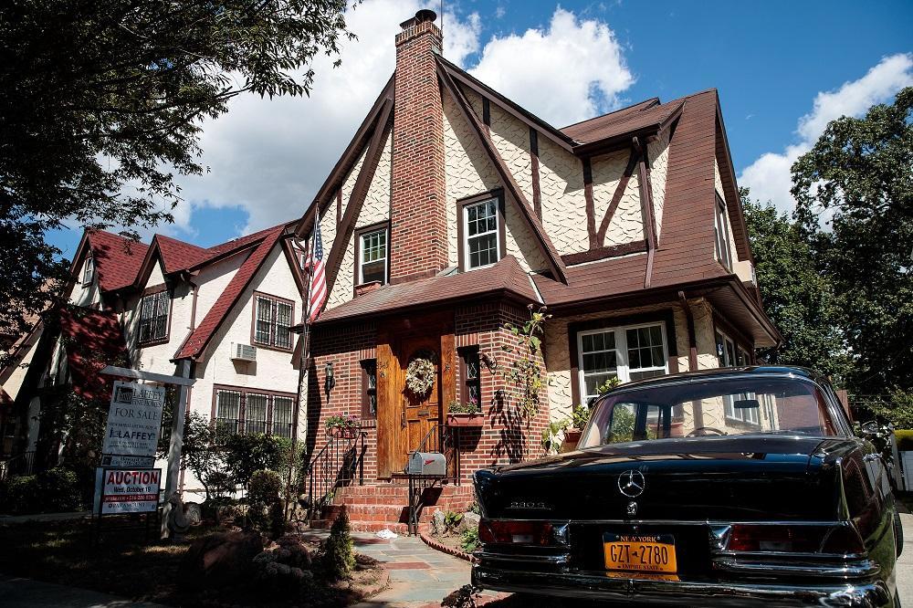 Vuoi passare una notte nella casa d 39 infanzia di trump da for Affittare appartamento a new york