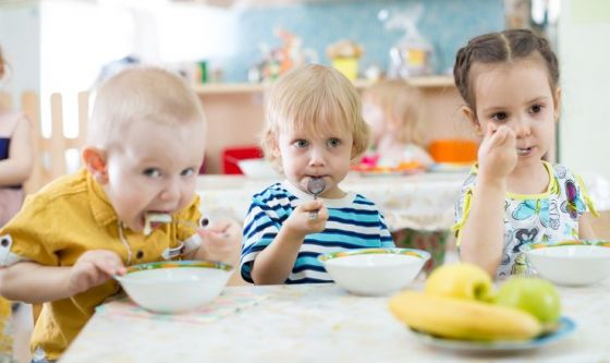 Il no dei pediatri alle diete vegane sotto i 5 anni - Tavola pitagorica per bambini ...