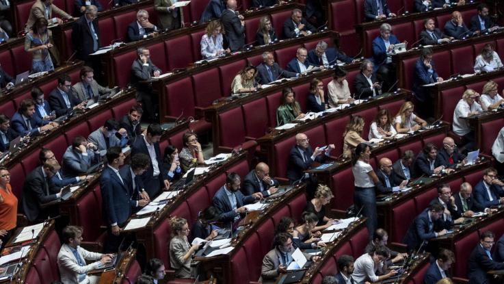 Oggi alla camera si vota la fiducia sul rosatellum bis for Camera deputati centralino