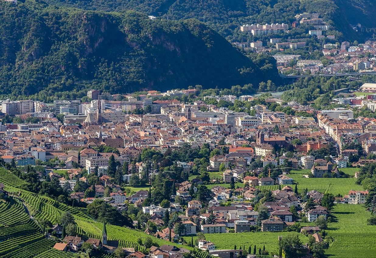 Ecco dove si vive meglio: Bolzano al top con Trento ...