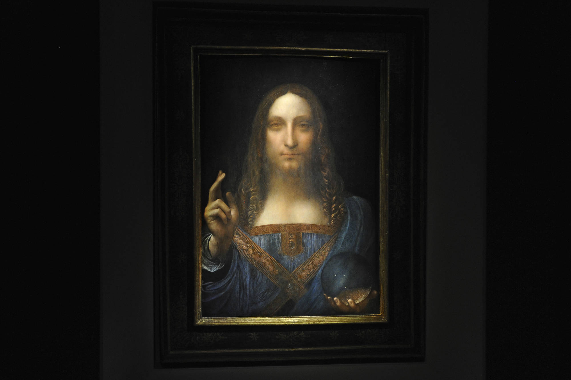 Il salvator mundi di leonardo venduto all 39 asta per 450 for Milioni di dollari piantine