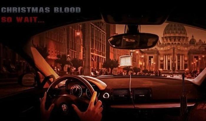 """""""Sarà Natale di sangue"""" Minaccia Isis su Roma"""