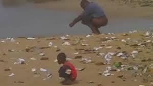 Il ghana in emergenza nazionale i cittadini defecano all 39 aperto - Andare spesso in bagno a defecare ...