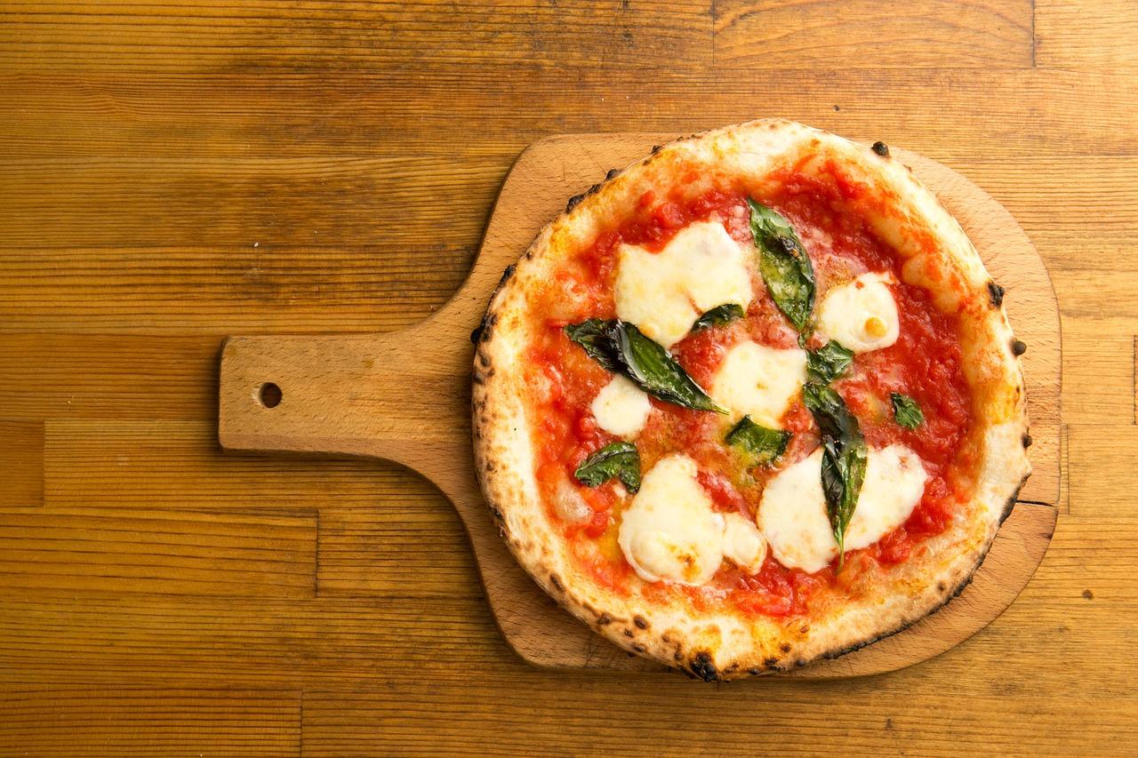 Pizza: la preparazione è patrimonio dell'Unesco