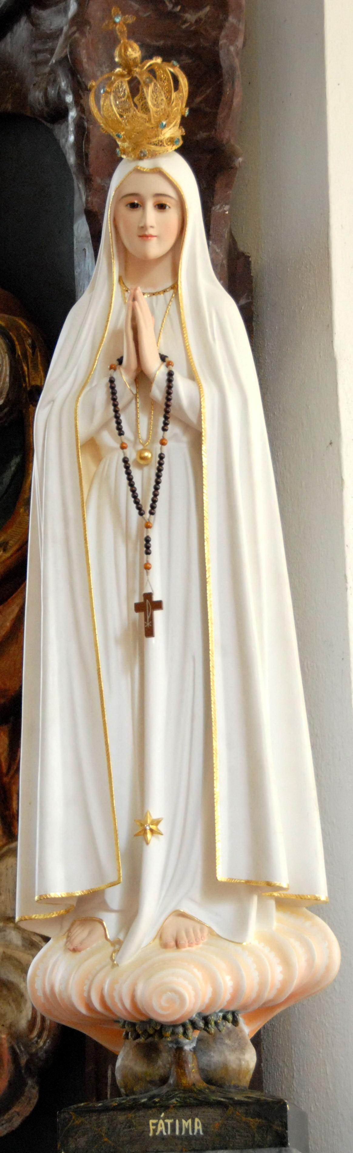 Di Madonna La Fatima Ilgiornale PortogalloProfanata it dCBexroW
