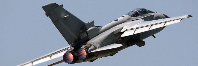 Aereo Da Caccia Italiani : L estonia difesa sul confine russo dagli aerei italiani