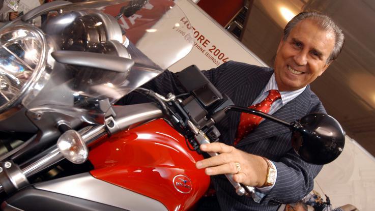 Morto Ivano Beggio, fondò l'Aprilia e scoprì Rossi e Biaggi