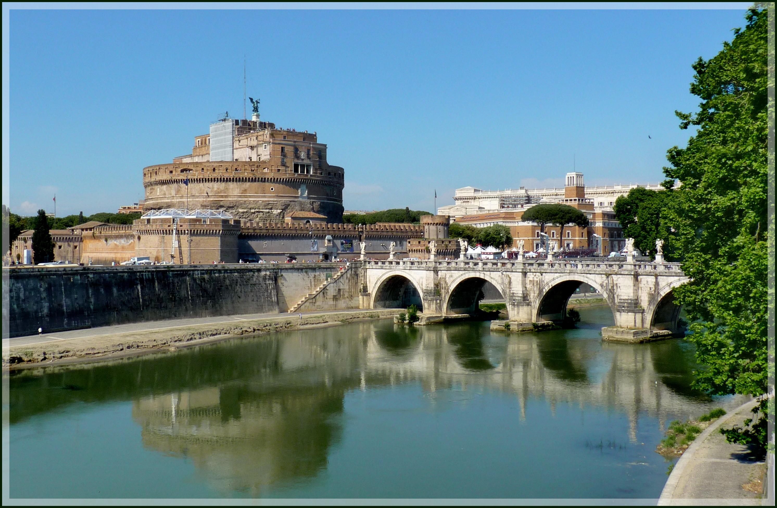 Roma a rischio alluvione maglia nera dell 39 ue for Europeo arredamenti mosciano sant angelo
