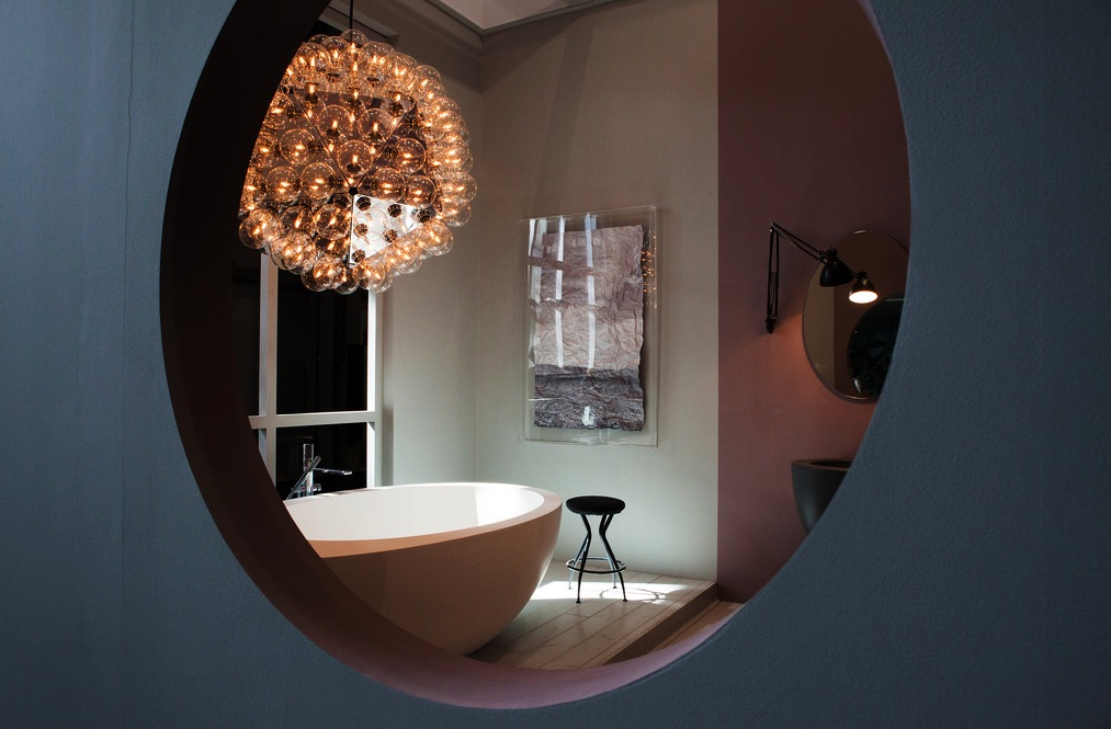 Il bagno si trasforma nella comfort zone della casa - Bagno internazionale cesenatico ...