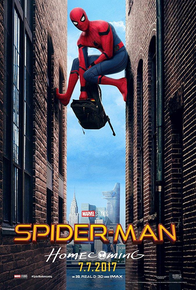 Spider-Man: Homecoming (2019)