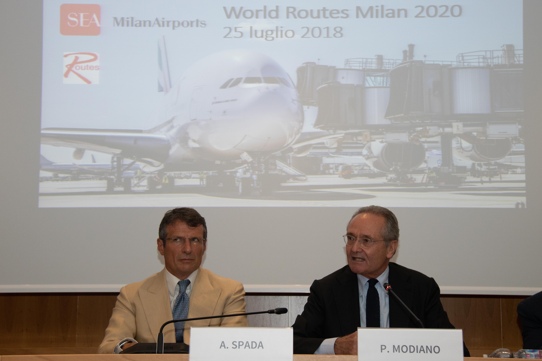 Calendario Fiere Milano 2020.L Expo Del Trasporto Aereo Nel 2020 Si Terra A Milano