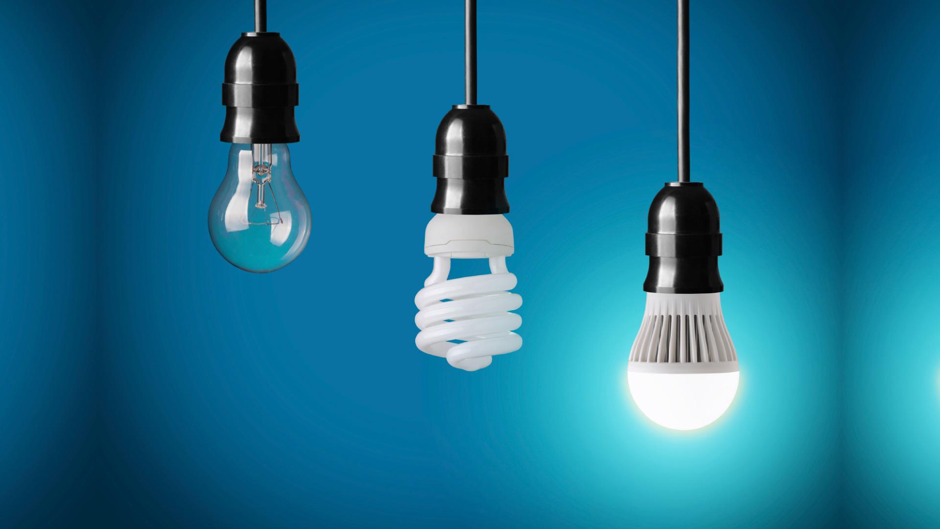 Addio lampadine alogene: dal 1°settembre ci saranno solo i led