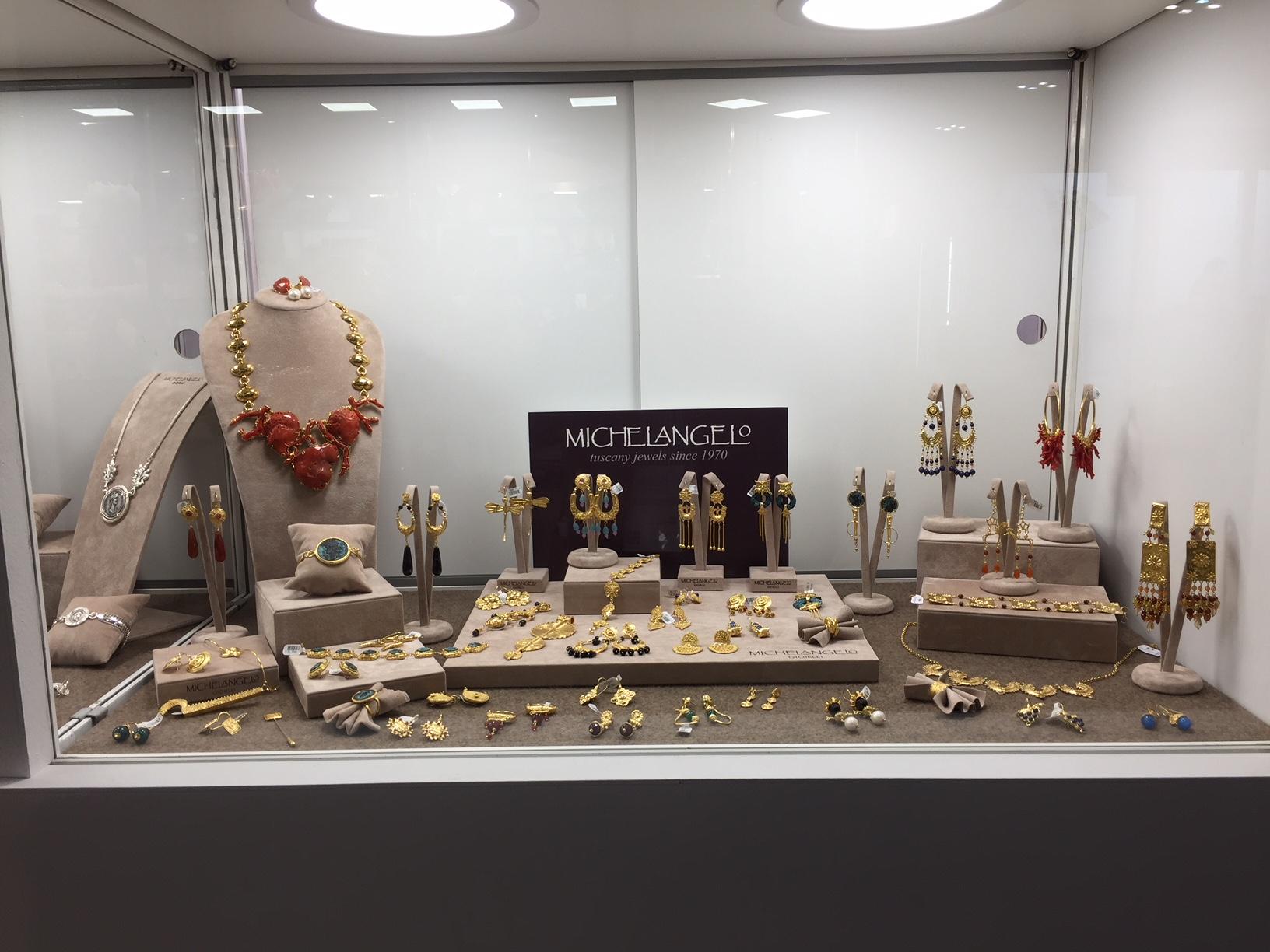 Fashion jewels design forme e materiali per creazioni for Fiera milano design