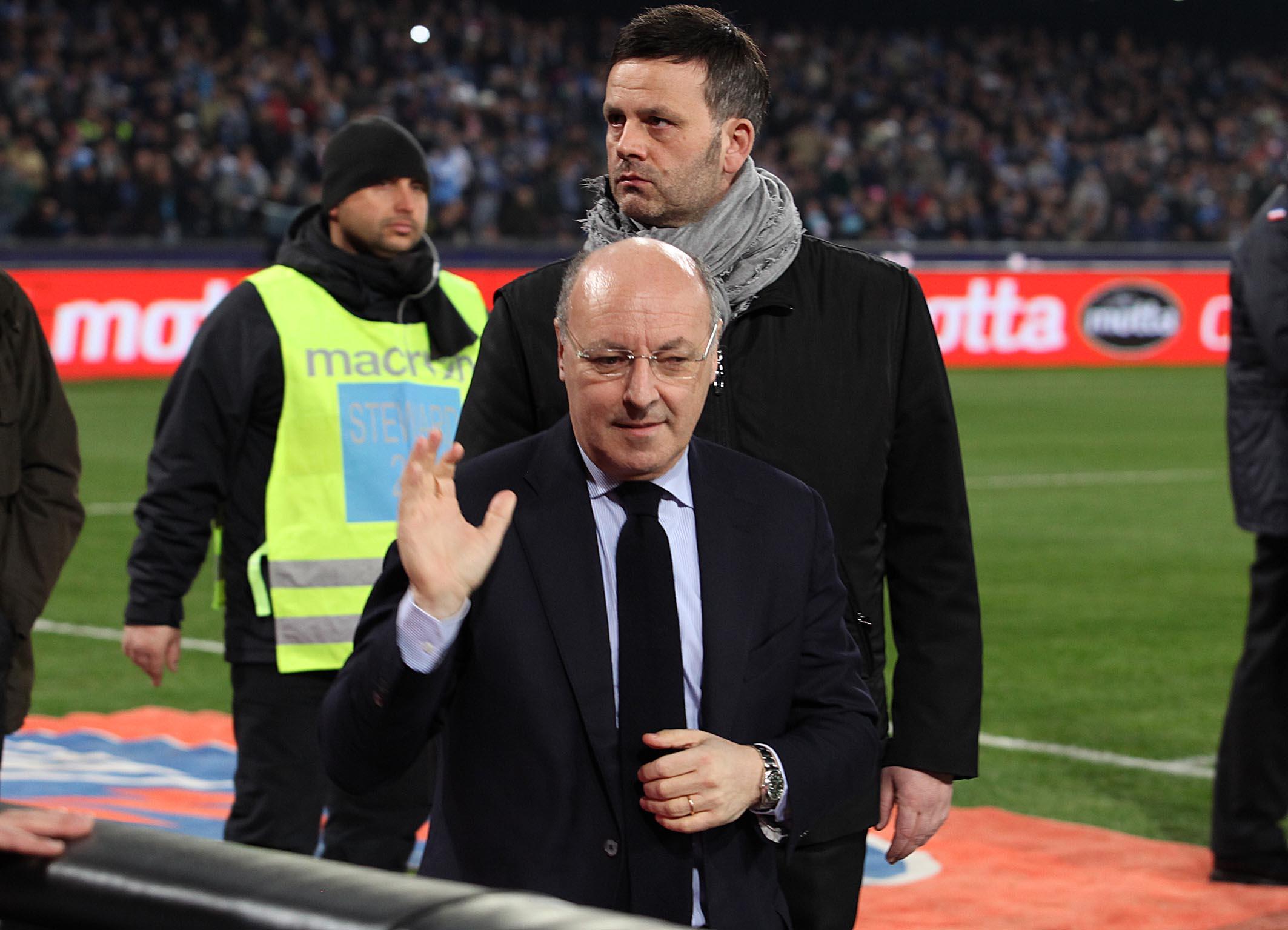 Marotta ammette: ''Io all'Inter? Si è possibile''