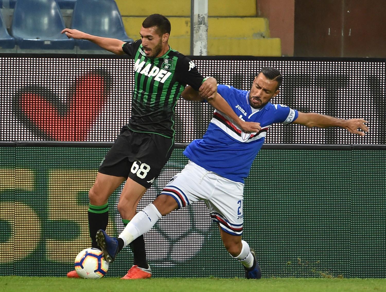 Sampdoria e sassuolo non si fanno male finisce 0 0 al marassi - Regalare uno specchio porta male ...