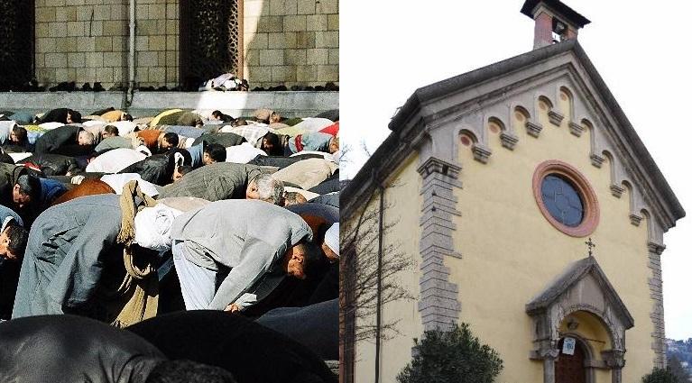 Musulmani vincono l\'asta per una chiesa di Bergamo: diventerà una ...