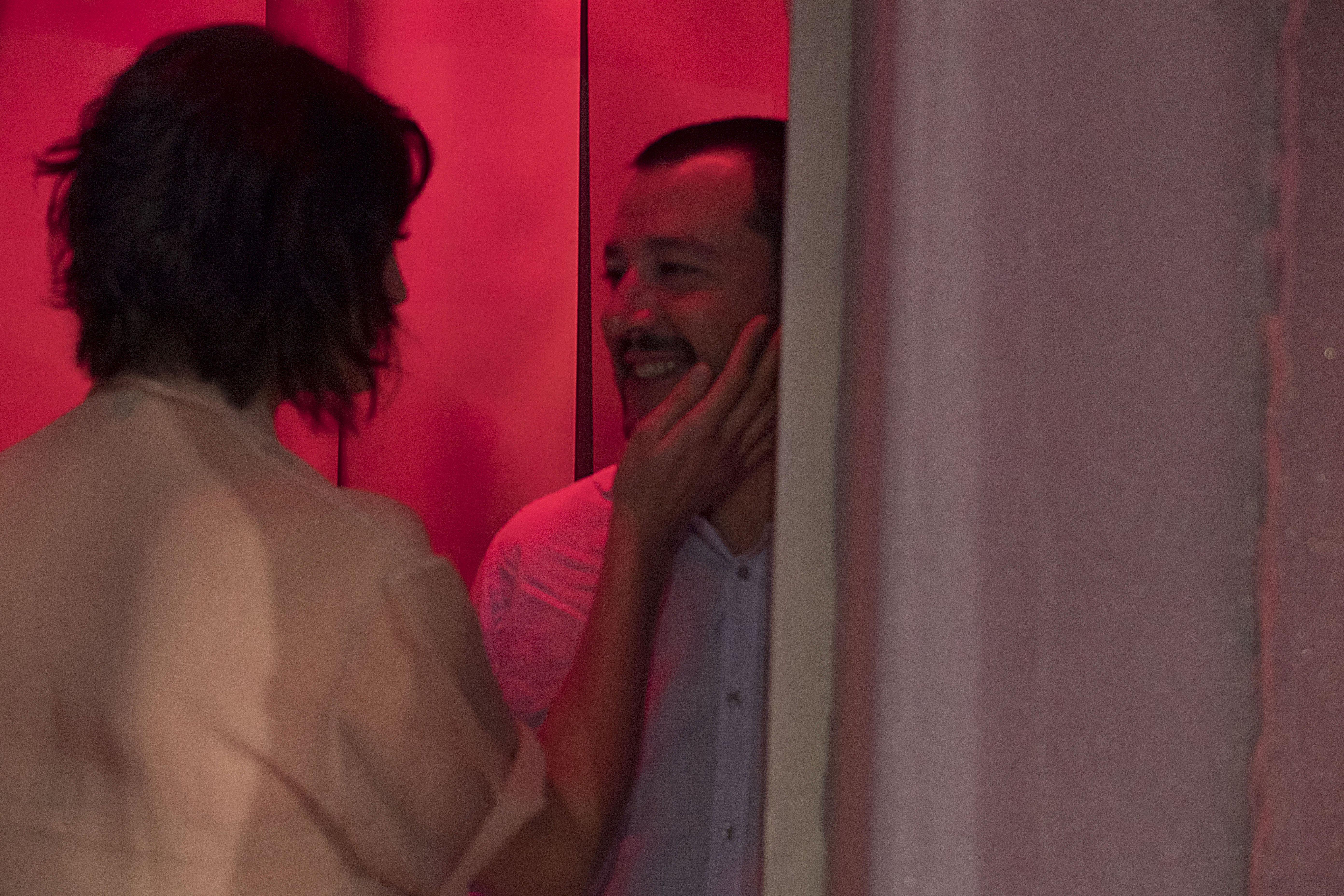 Salvini isoardi addio ora parla l 39 amica misteriosa for Vieni da me di chi era la casa misteriosa