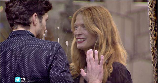 """Gf Vip, Jane riceve la lettera del figlio: """"Elia mi sembra simpatico e rispettabile"""""""