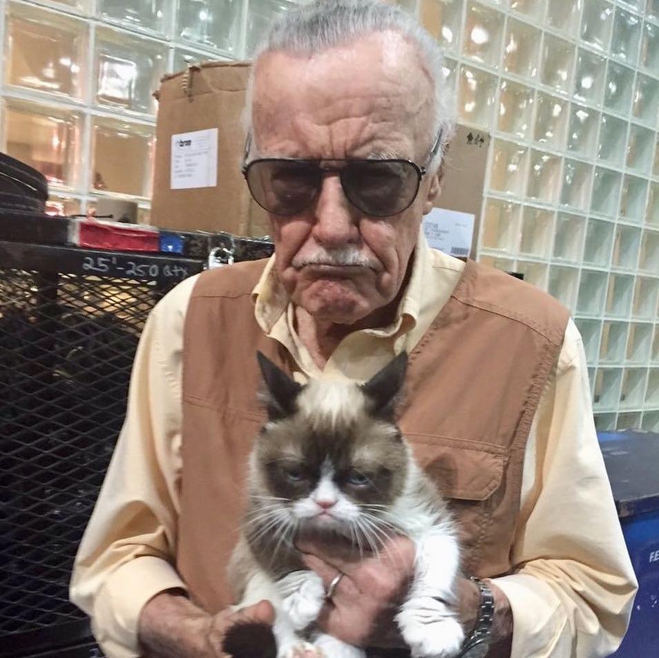 Scomparsa di Stan Lee, le reazioni social