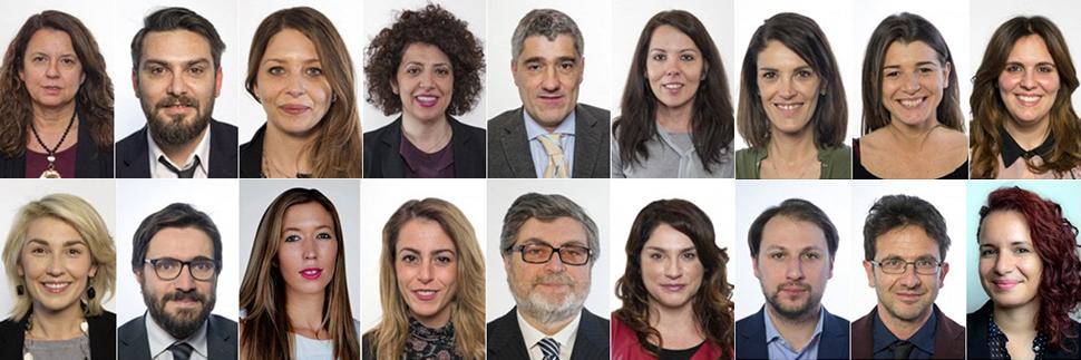 Ecco chi sono i 18 ribelli grillini contro il dl for Parlamentari 5 stelle elenco