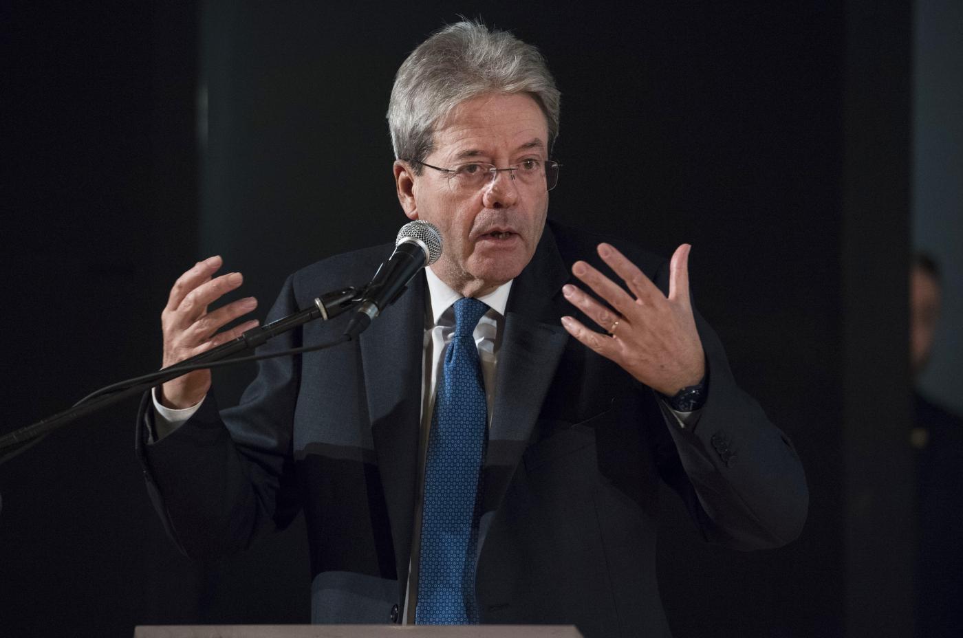 Ue, i rigoristi del Nord non vogliono Gentiloni agli Affari economici