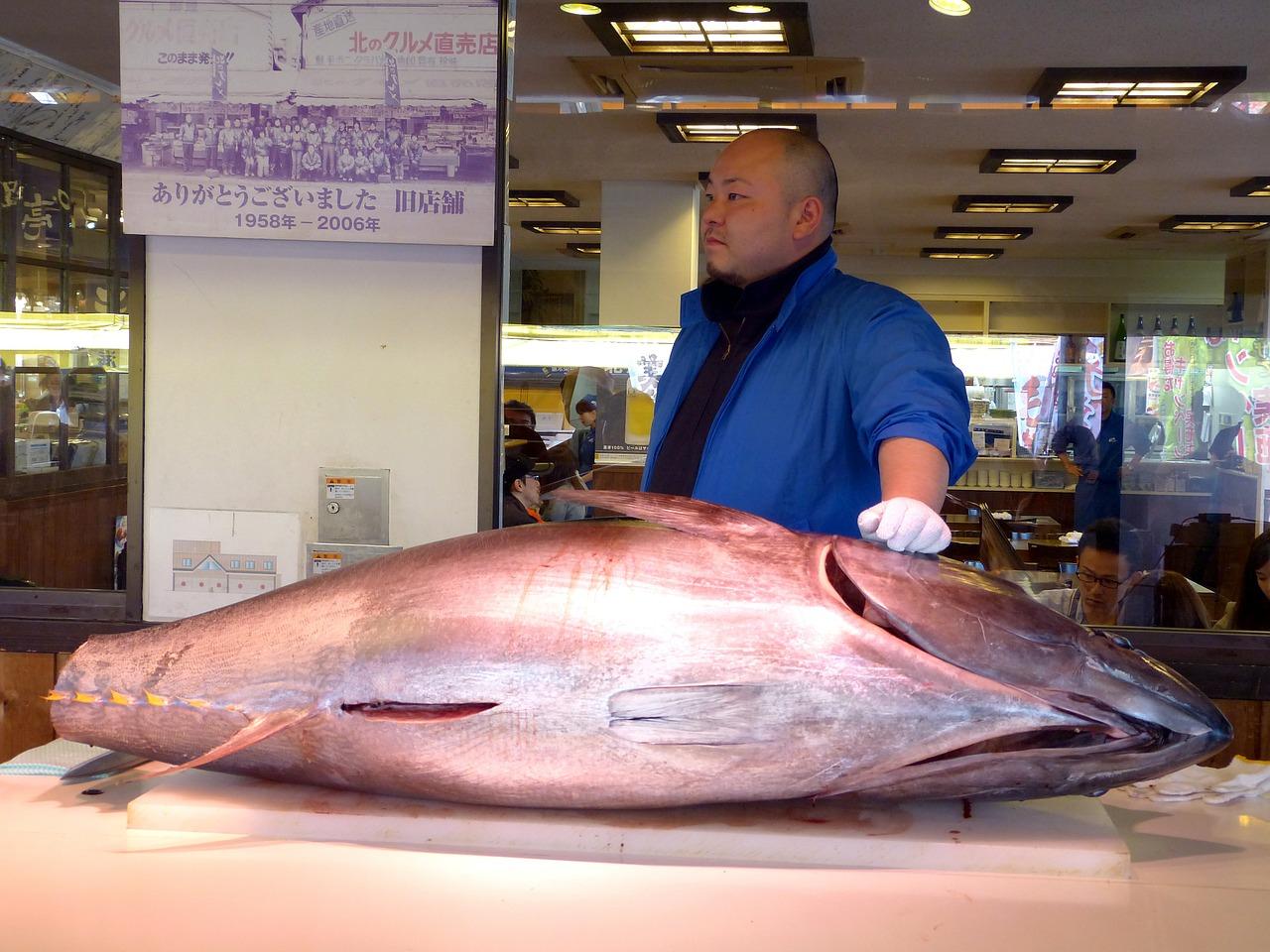 Giappone: 2,7 milioni di euro per un tonno