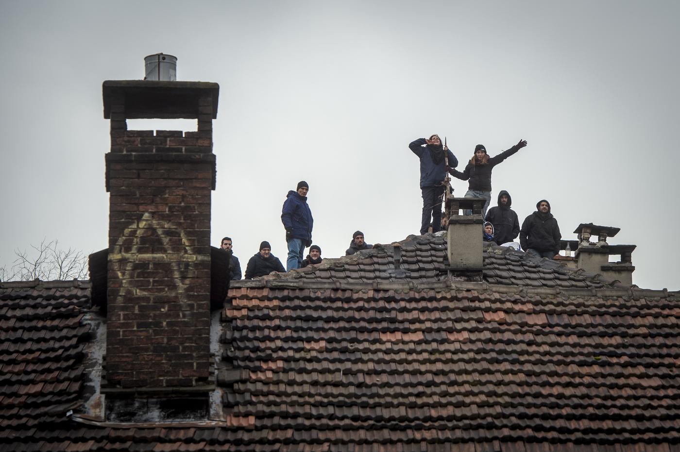 """Torino, Minaccia Degli Anarchici: """"Il 30 Marzo Bloccheremo"""