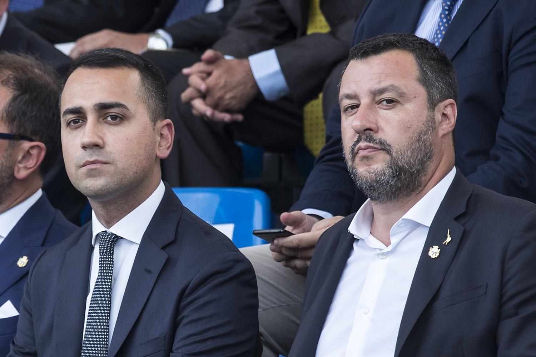 Salvini-Di Maio nuovi contatti. Ecco il disegno dei due leader
