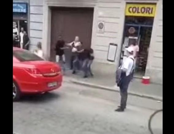 Torino, nigeriano aggredisce poliziotti ma torna subito libero