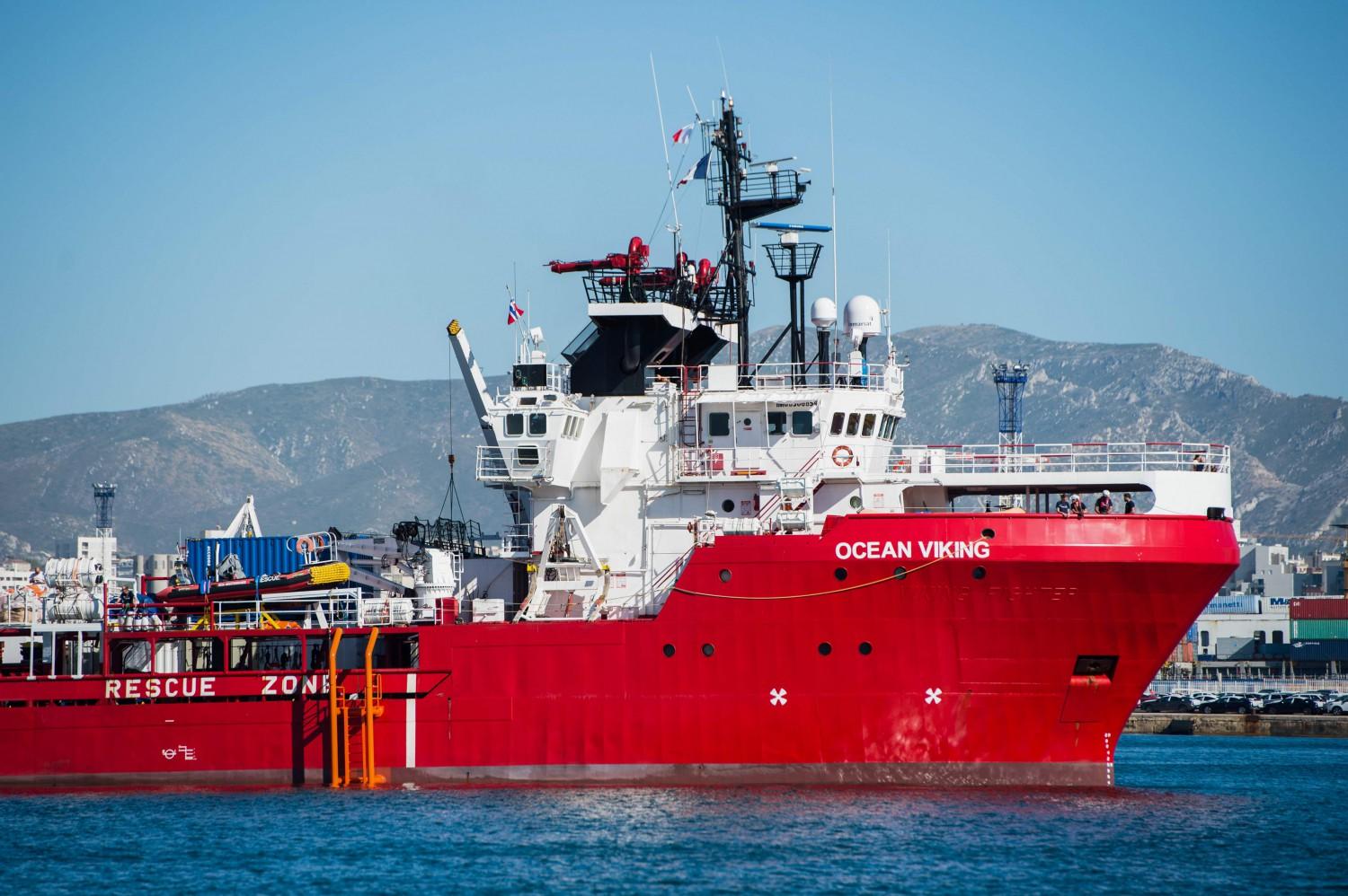 Ocean Viking torna alla carica: a bordo 218 migranti