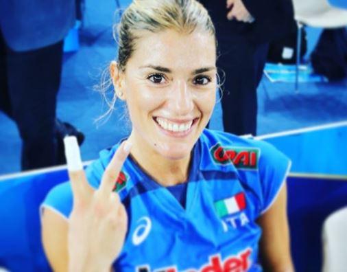 Francesca Piccinini dice addio alla pallavolo: il ritratto di una ...