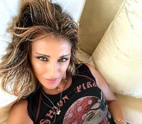 Sabrina Salerno denuncia alcuni haters per commenti e messaggi ...