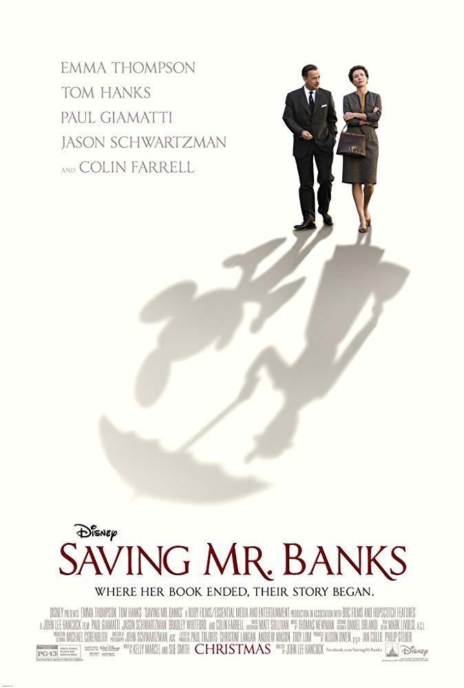 Saving Mr.Banks, la vera storia di Mary Poppins