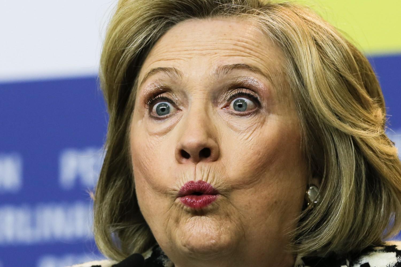 Демотиваторы о клинтон