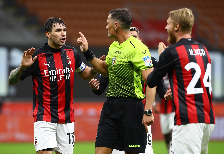 """Il disastro di Giacomelli in Milan-Roma: """"Hanno chiuso anche il Var alle  18?"""" - IlGiornale.it"""