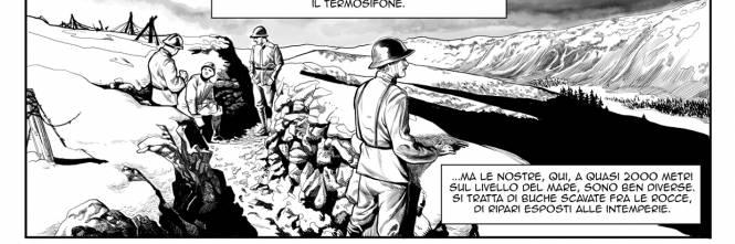 Il fumetto di Benito Mussolini  1