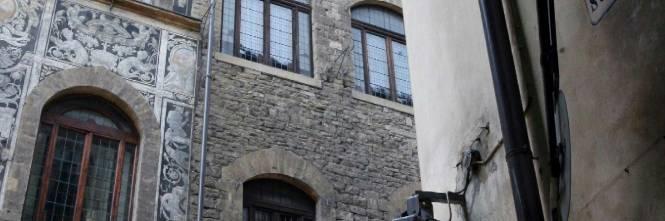 Firenze scoperta la casa natale della gioconda for Casa della piastrella firenze