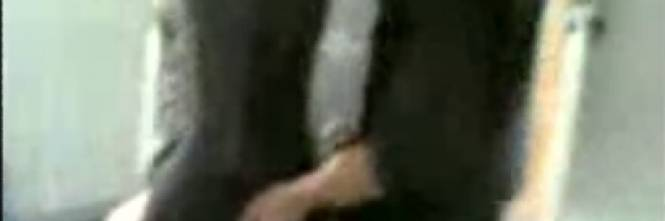video professoressa palpeggiata