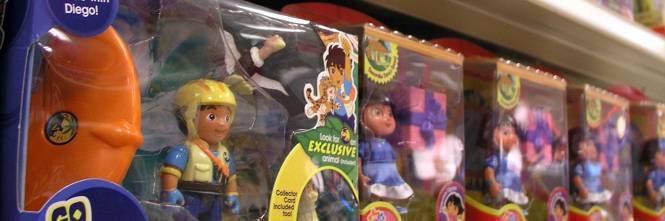 Mattel, sequestro a Novara di 75mila giocattoli tossici