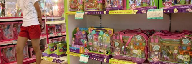 Mattel, il responsabile cinese: I giochi erano