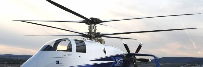 Elicottero Usa : Dagli usa un elicottero con tre eliche