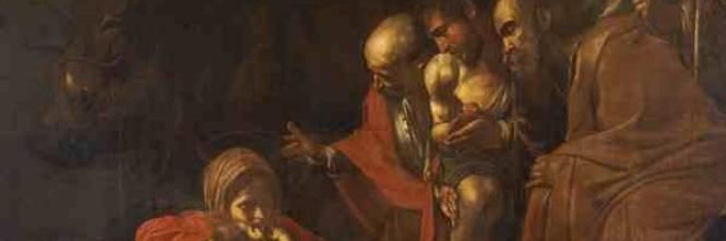 Caravaggio restauri in presa diretta for Camera dei deputati in diretta