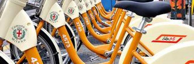 A milano il bike sharing raddoppia for Mobile milano bike sharing