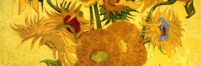 Matrimonio Girasoli Van Gogh : Van gogh mistero dei girasoli ora il giallo diventa marrone