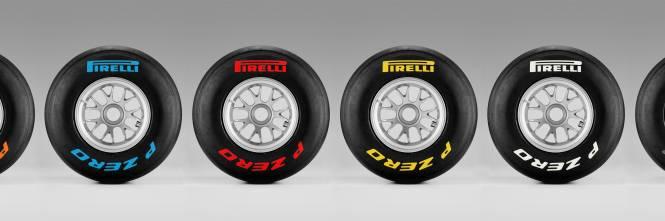 F1, il 27 scatta il mondiale. La Pirelli: ecco i 6 colori per ...