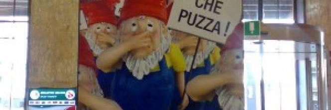 Firenze il renzi furioso fa causa anche ai nani della for La storia dei nani da giardino