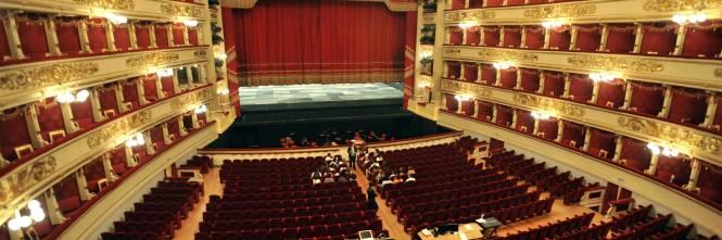 Milano il teatro alla scala in profondo rosso la soluzione pisapia chiede soldi ai milanesi - Profondo rosso specchio ...