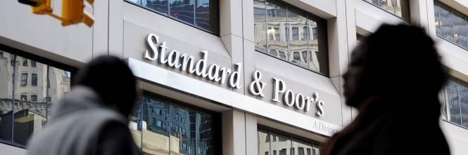 Crisi s p avvisa la francia rischia altri tagli del rating merkel agenzie da rivedere - Agenzie immobiliari francia ...