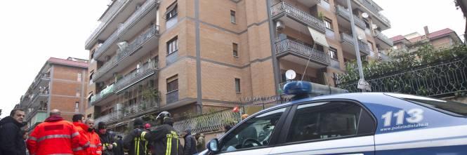 Roma un 39 altra sparatoria ucciso all 39 uscita del garage for Appoggiarsi all aggiunta del garage