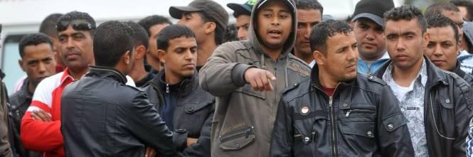 Immigrati in italia triplicaticresce numero dei baraccati for Numero dei parlamentari in italia